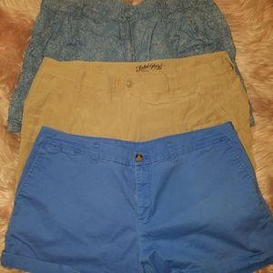 Faded Glory Shorts - Faded Glory shorts